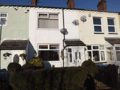 2 Bedrooms Terraced House for sale in Cross Street, Golborne, Warrington, Greater Manchester