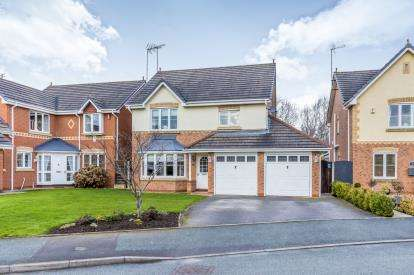 4 Bedrooms Detached House for sale in Fair-Green Road, Baldwins Gate, Newcastle Under Lyme, Staffordshire