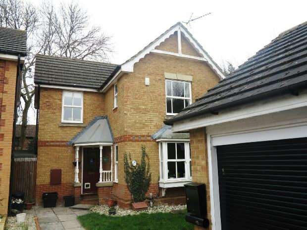 3 Bedrooms Detached House for sale in Jay Close, Lower Earley, Reading