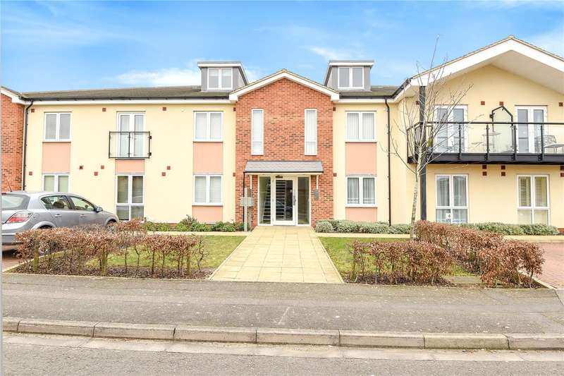 2 Bedrooms Apartment Flat for sale in Elliott Court, 161 Elliott Avenue, Ruislip, Middlesex, HA4