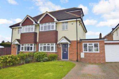 4 Bedrooms Semi Detached House for sale in Swifts Green Terrace, Swifts Green Road, Luton, Bedfordshire