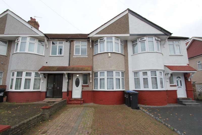 3 Bedrooms Terraced House for sale in ST Edmunds Road, Edmonton, N9