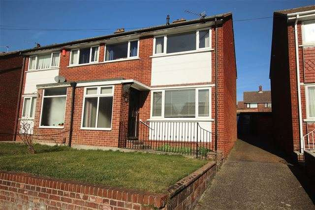 3 Bedrooms Semi Detached House for sale in Courtmount Grove, Portsmouth, Hampshire, PO6 2BH