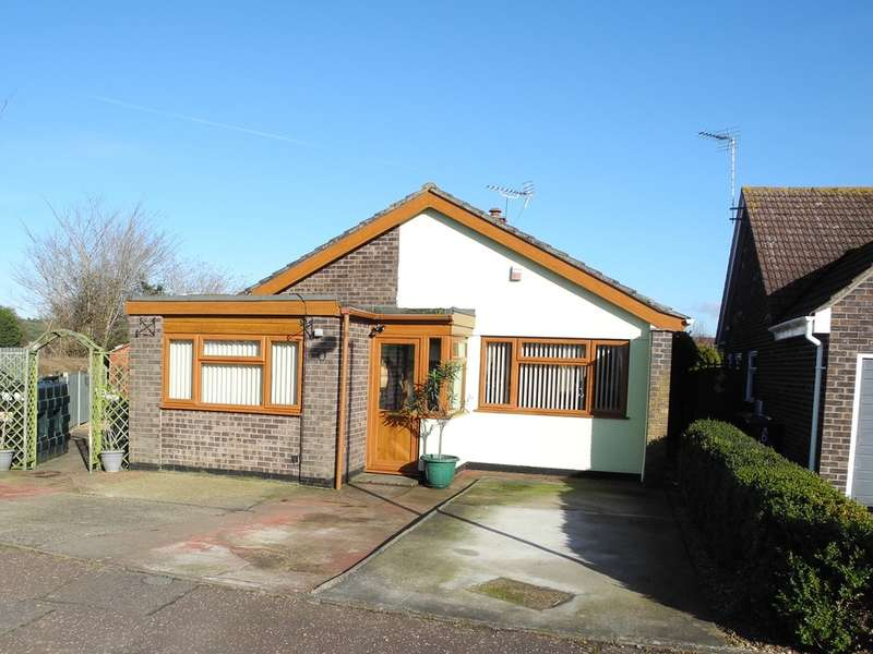 3 Bedrooms Detached Bungalow for sale in Hamilton Way, Ditchingham