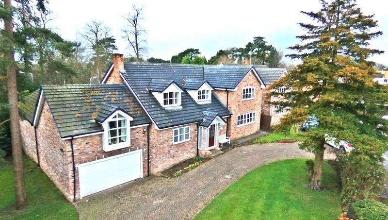 5 Bedrooms Detached House for sale in Park Lodge Close, Cheadle
