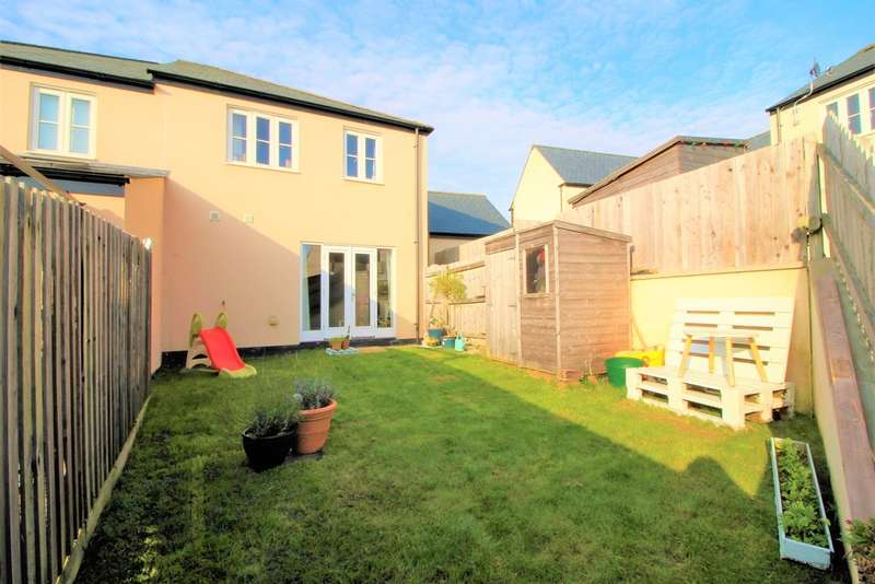 3 Bedrooms Semi Detached House for sale in Tappers Lane, Yealmpton, Plymouth