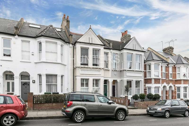 2 Bedrooms Flat for sale in Burrard Road, NW6