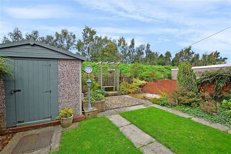 3 Bedrooms Property for sale in Ashleigh Avenue, Pontefract, WF8