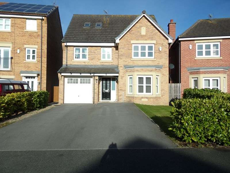 6 Bedrooms Property for sale in Sandringham Meadows, Blyth, Northumberland, NE24 3AN