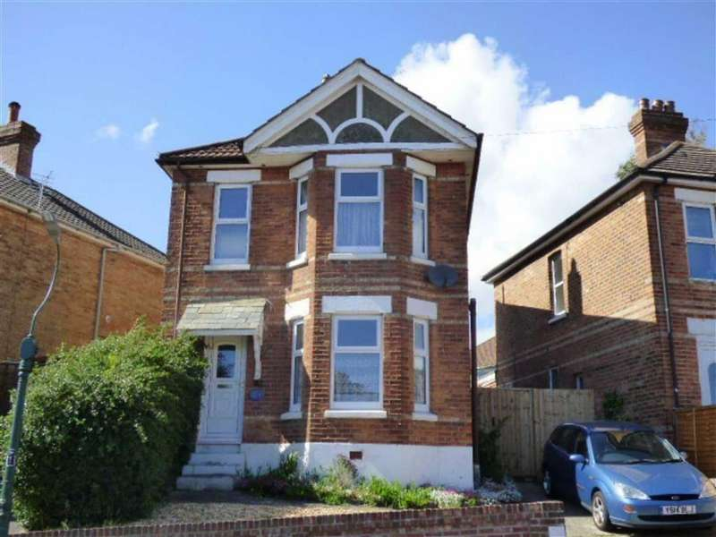 5 Bedrooms Detached House for rent in Muscliffe Road, Winton Student House, Bournemouth, Dorset, BH9