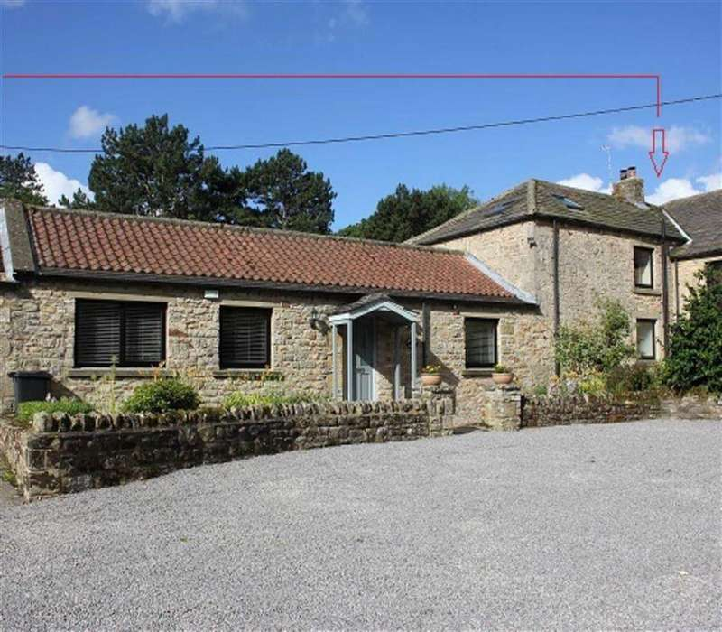 3 Bedrooms Barn Conversion Character Property for sale in Grange Farm, Gilling West, North Yorkshire