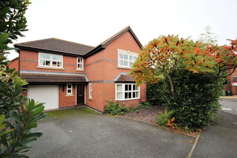 4 Bedrooms Detached House for sale in Peninsula Road, Norton, Worcester, WR5