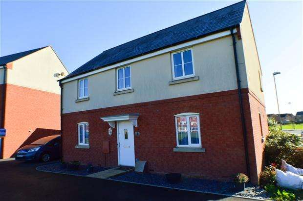 5 Bedrooms Detached House for sale in Tori Green Bridgwater TA6