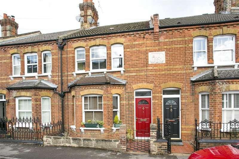 3 Bedrooms Terraced House for sale in Camden Road, Sevenoaks, Kent