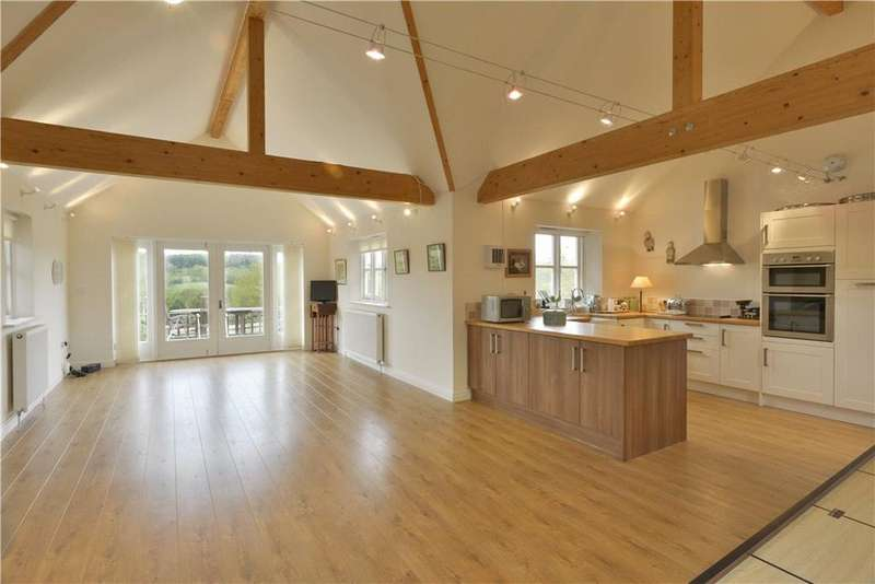 4 Bedrooms Detached House for sale in Blackdown, Beaminster, Dorset, DT8