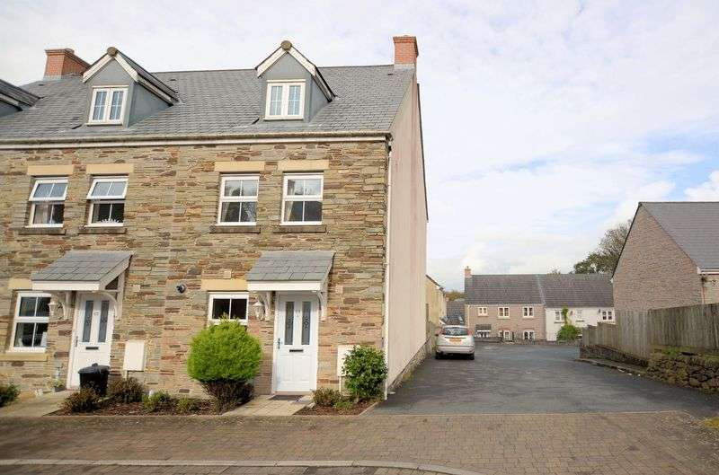 3 Bedrooms Property for sale in Lady Beam Court Kelly Bray, Callington