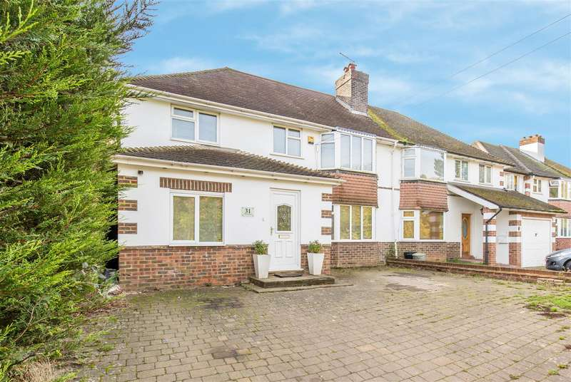 5 Bedrooms House for sale in Croydon Road, Westerham