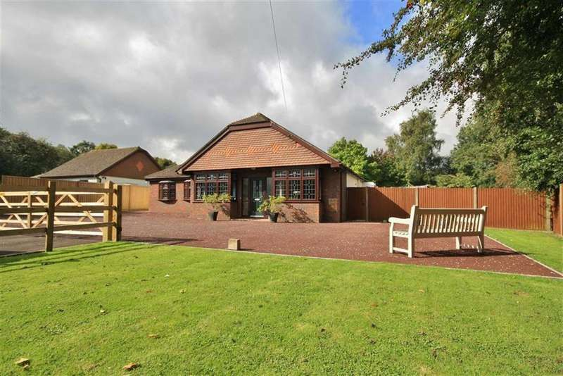 5 Bedrooms Detached Bungalow for sale in Wrotham, Kent