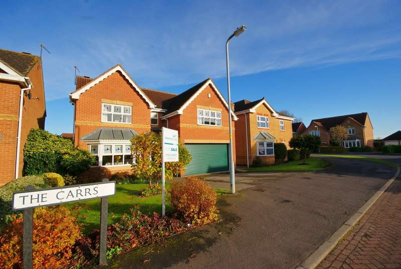 4 Bedrooms Detached House for sale in The Carrs, Welton LN2