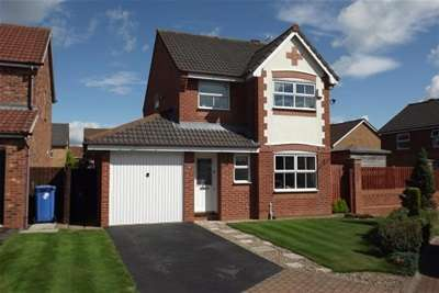3 Bedrooms House for rent in Chatteris Park, Sandymoor, WA7