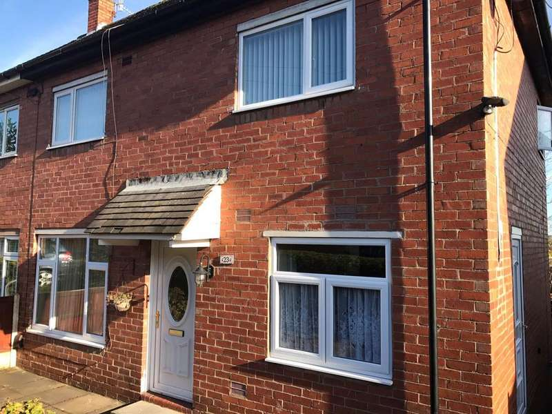 3 Bedrooms Semi Detached House for rent in Boon Avenue, Penkhull, Stoke-on-Trent ST4