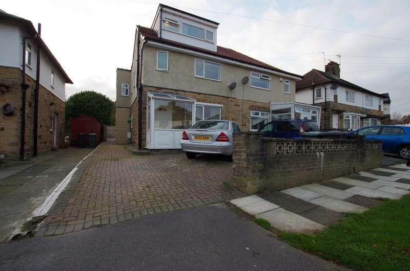 4 Bedrooms Semi Detached House for sale in TEMPLARS WAY, BRADFORD, WEST YORKSHIRE, BD8 0LW