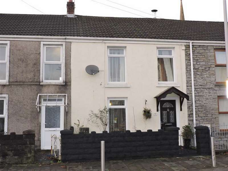 2 Bedrooms Terraced House for sale in Holly Street, Pontardawe