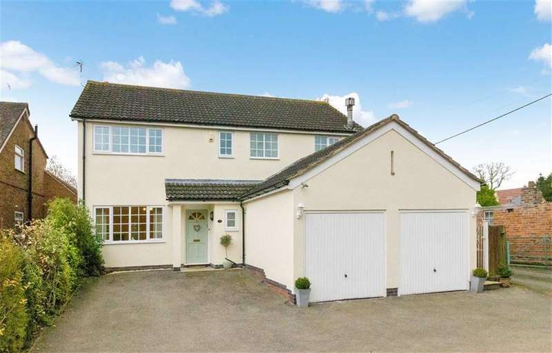 4 Bedrooms Detached House for sale in Green Lane, Seagrave, LE12