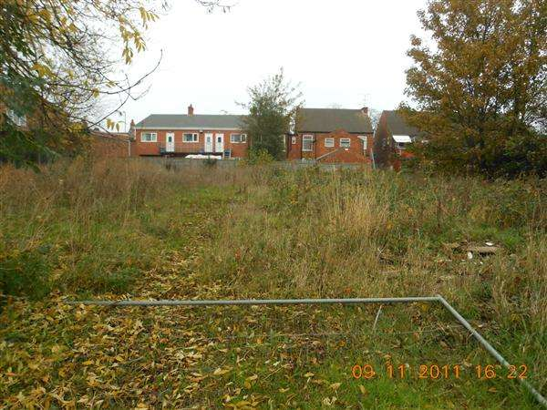 Land Commercial for sale in Ashby High Street/Leopold Close, Scunthorpe