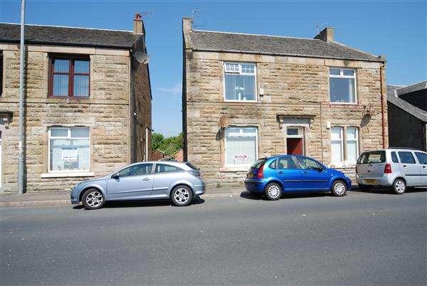 1 Bedroom Flat for sale in Moorpark Road West, Stevenston