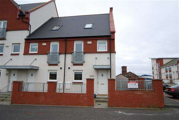 3 Bedrooms End Of Terrace House for sale in Princes Street, Ardrossan