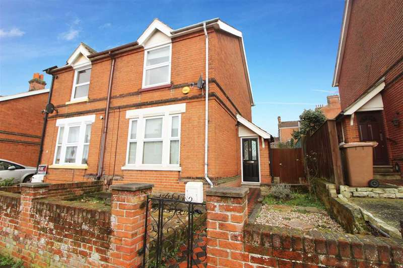 3 Bedrooms Semi Detached House for sale in Martin Road, Ipswich