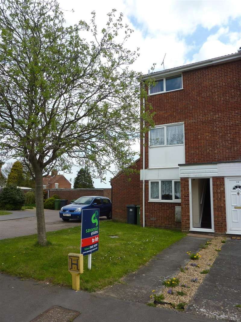2 Bedrooms Maisonette Flat for sale in Stalham, Norwich, Norfolk, NR12