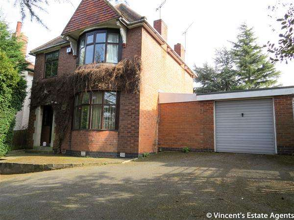 4 Bedrooms Detached House for sale in Aylestone Road, Leicester