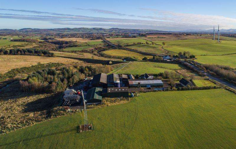 4 Bedrooms Farm Land Commercial for sale in Standhill Farm, Blackridge, EH48 3AJ