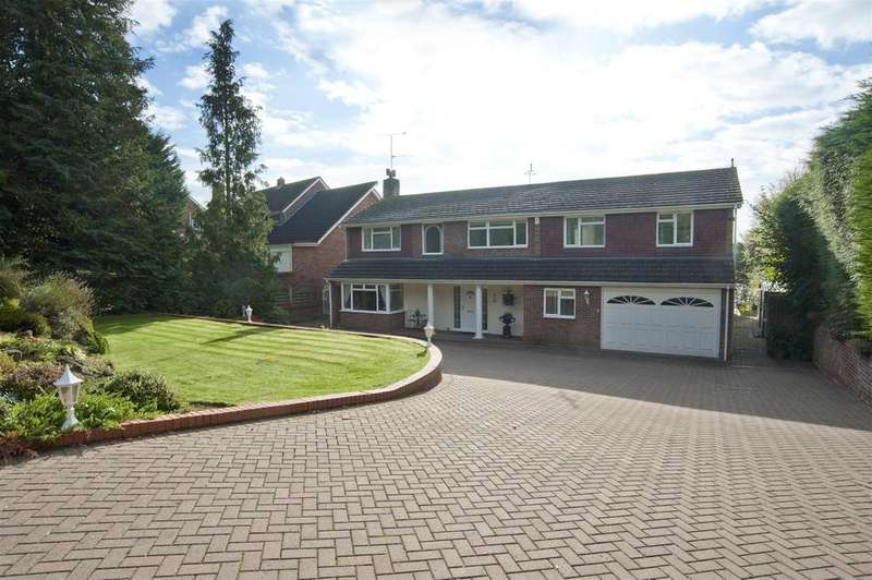 5 Bedrooms House for sale in Broadlands Close, Calcot, Reading