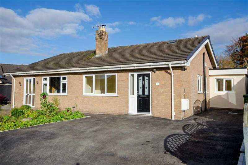 3 Bedrooms Semi Detached Bungalow for sale in Min Yr Afon, Ruthin