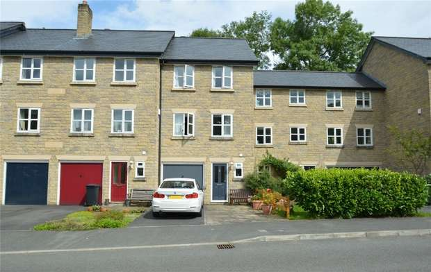 3 Bedrooms Town House for sale in Ingersley Vale, Bollington, Macclesfield, Cheshire