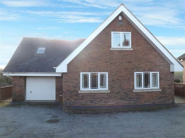 4 Bedrooms Detached House for sale in Pen-Y-Maes Road, Holywell, Flintshire