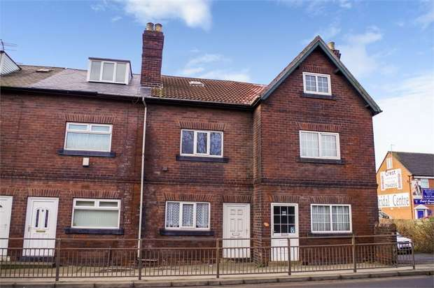 3 Bedrooms Terraced House for sale in Wombwell Lane, Barnsley, South Yorkshire