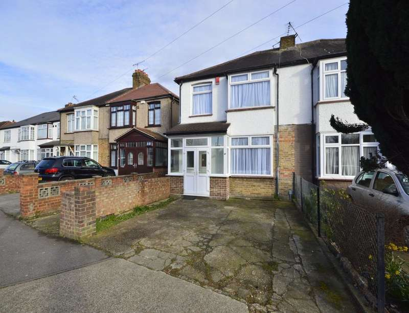 3 Bedrooms Semi Detached House for rent in Martindale Road, Hounslow, TW4