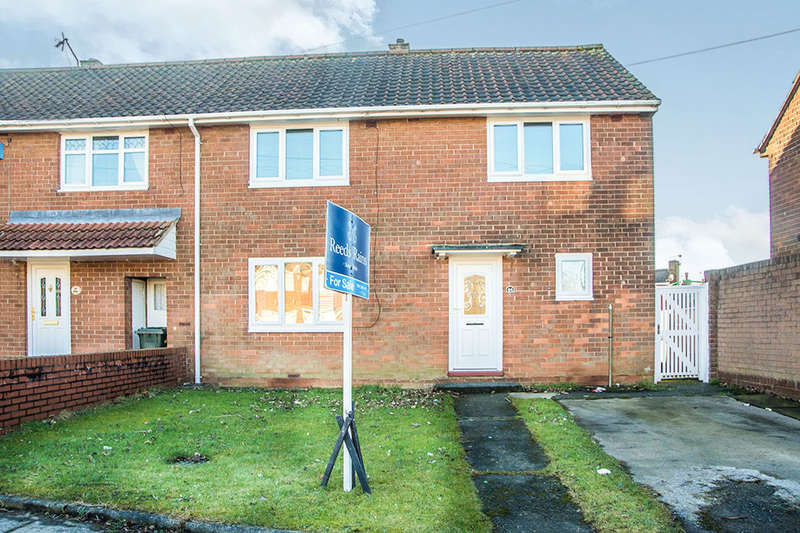 3 Bedrooms Terraced House for sale in Whittingham Road, Newbiggin Hall, Newcastle Upon Tyne, NE5