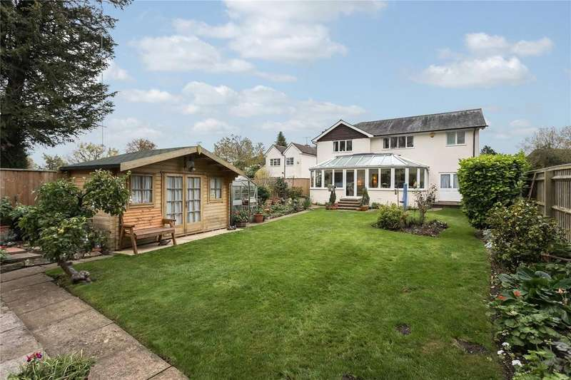 4 Bedrooms Link Detached House for sale in High Street, Monxton, Andover, Hampshire, SP11
