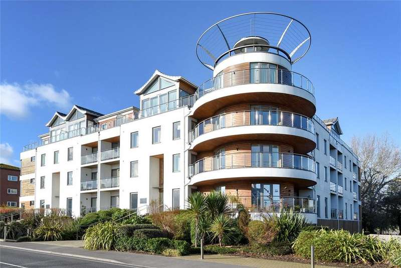 2 Bedrooms Apartment Flat for sale in Greenhill, Weymouth, Dorset