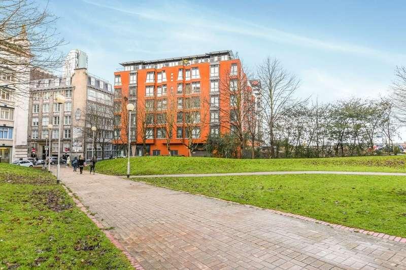 2 Bedrooms Flat for sale in Bixteth Street, Liverpool, L3