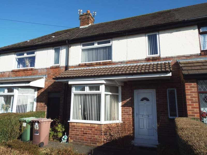2 Bedrooms Terraced House for sale in Wythburn Crescent, St Helens, WA11