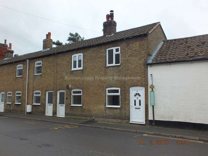 2 Bedrooms Terraced House for rent in Church Street, Gamlingay