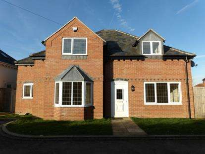 4 Bedrooms Detached House for sale in Firfield Avenue, Birstall, Leicester, Leicestershire