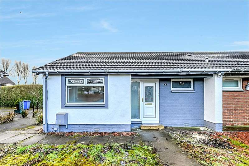 1 Bedroom Semi Detached Bungalow for sale in Rowan Place, Beith