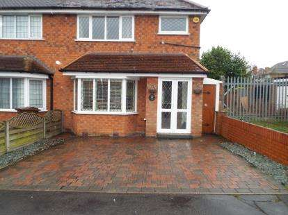 3 Bedrooms Semi Detached House for sale in Scott Grove, Olton, Solihull, West Midlands